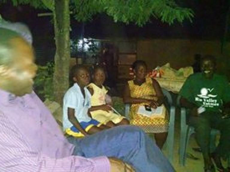 Camp Bible Study